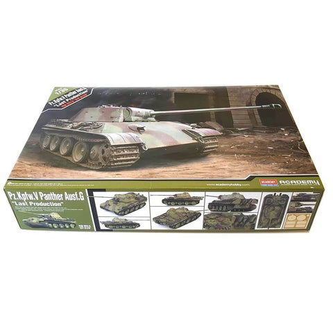 1:35 Pz.Kpfw.V PANTHER Ausf.G - Last Production - ACADEMY