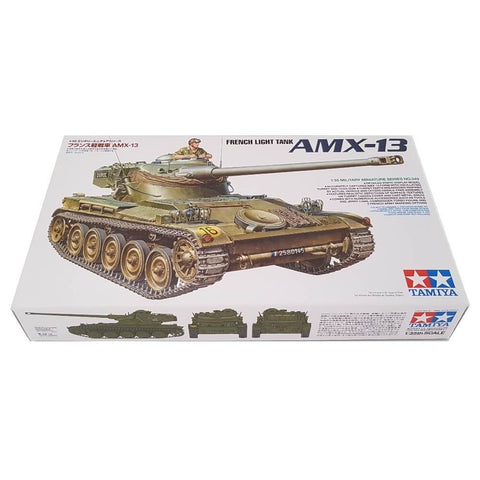 1:35 French Light Tank AMX-13 - TAMIYA