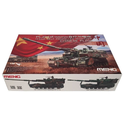 1:35 Chinese PLZ05 155mm Self-Propelled Howitzer - MENG
