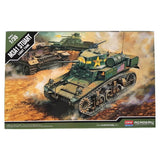 1:35 US Army M3A1 STUART Light Tank - ACADEMY