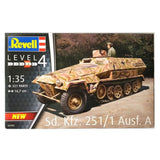 1:35 German Sd.Kfz. 251/1 Ausf.A Vehicle - REVELL