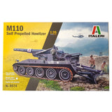 1:35 US Army M110 Self Propelled Howitzer - ITALERI