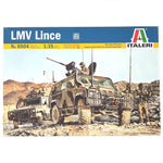 1:35 Italian Army LMV LINCE Light Multi-role Vehicle - ITALERI