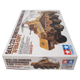 1:35 German 8-Wheeled Heavy Armored Car Sd.Kfz. 232 Africa-Corps - TAMIYA