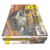 1:35 Soviet JSU-122 (ISU-152) Tank Destroyer - DRAGON