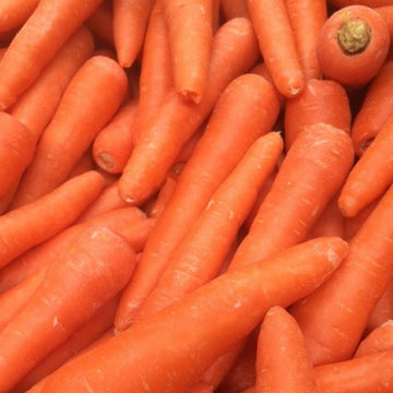 Farm fresh and organic crunchy carrots available for home delivery in Brisbane