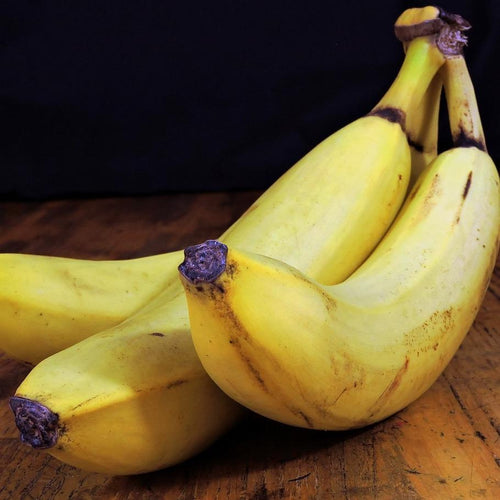 500gm of organic cavendish bananas for pick up or home delivery in Brisbane