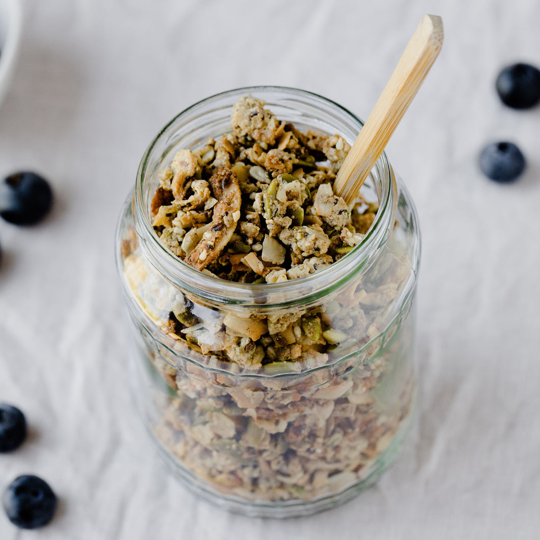 GF Fat & Seedy Granola (360gm)