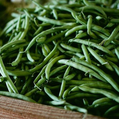green beans organic fruits and vegetables brisbane