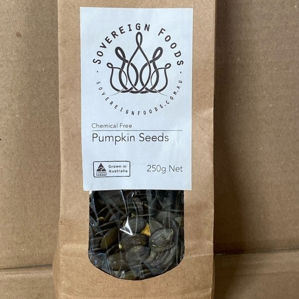 Pumpkin Seeds (250gm)