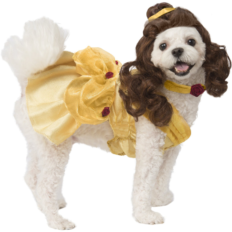 Belle Disney Princess Pet Costume