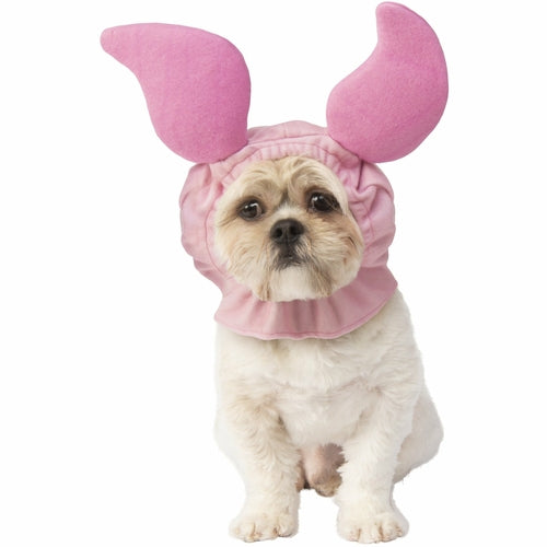 Piglet Head Disney Pet Costume