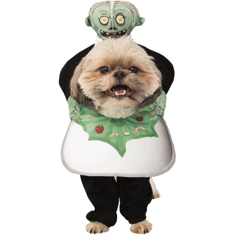 Head On A Platter Pet Costume - Thorito's Closet