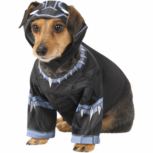 Black Panther Pet Costume - Thorito's Closet