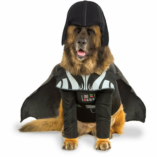 Big Dog Darth Vader Star Wars Pet Costume