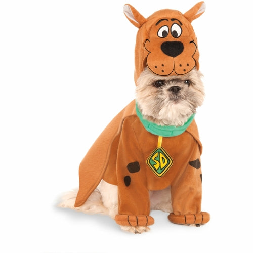 Scooby Doo Pet Costume - Thorito's Closet