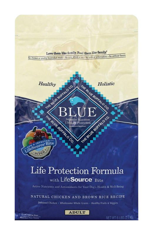 Blue Buffalo Life Protection Formula Chicken and Brown Rice Dry (6 lb) - Thorito's Closet