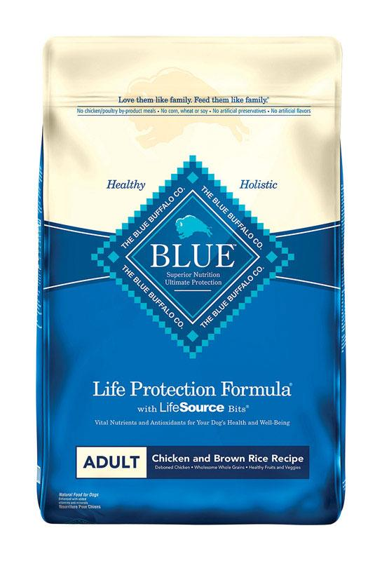 Blue Buffalo Life Protection Formula Chicken and Brown Rice (30lb) - Thorito's Closet