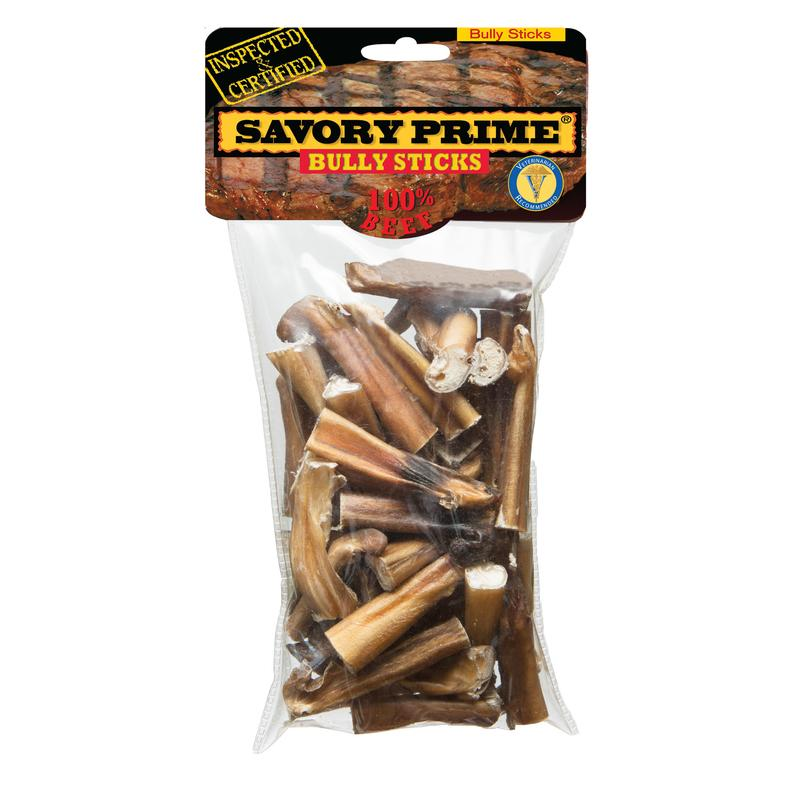 Savory Prime  Bully Sticks  Beef  Grain Free Treats For Dogs - Thorito's Closet