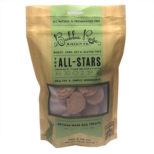 The All-Stars Biscuits Artisan Dog Treats - Thorito's Closet