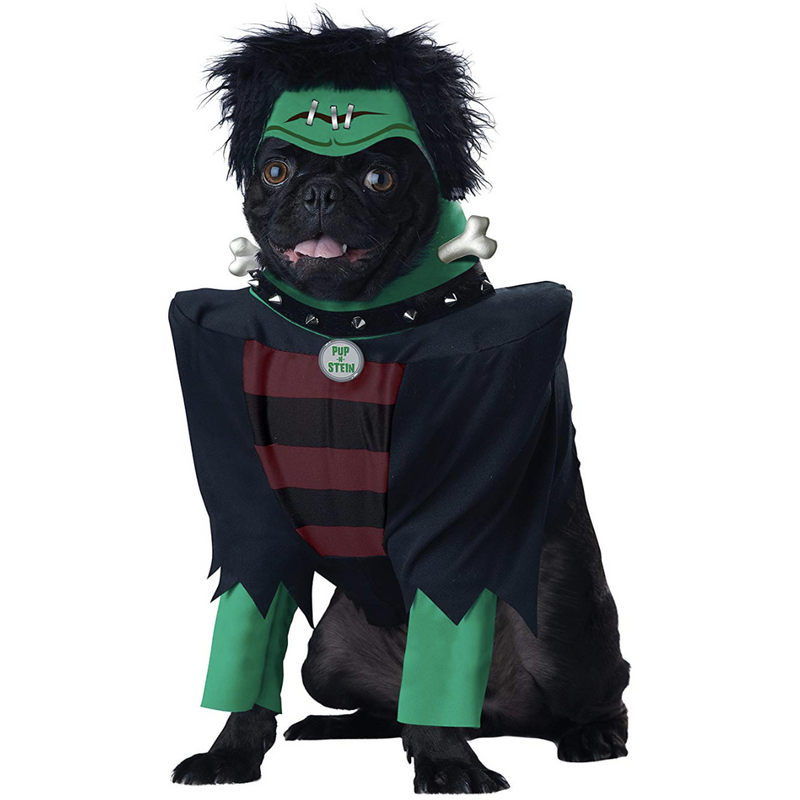 Franken Pup Pet Costume (XS-L) - Thorito's Closet