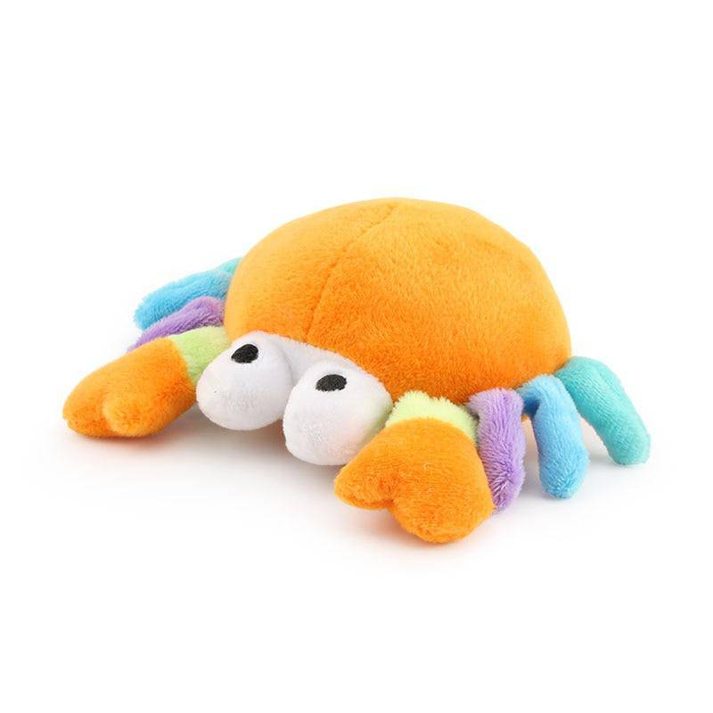 Plush Squeaky Dog Toys Bite-Resistant - Fast Food and Animals Collection - Thorito's Closet