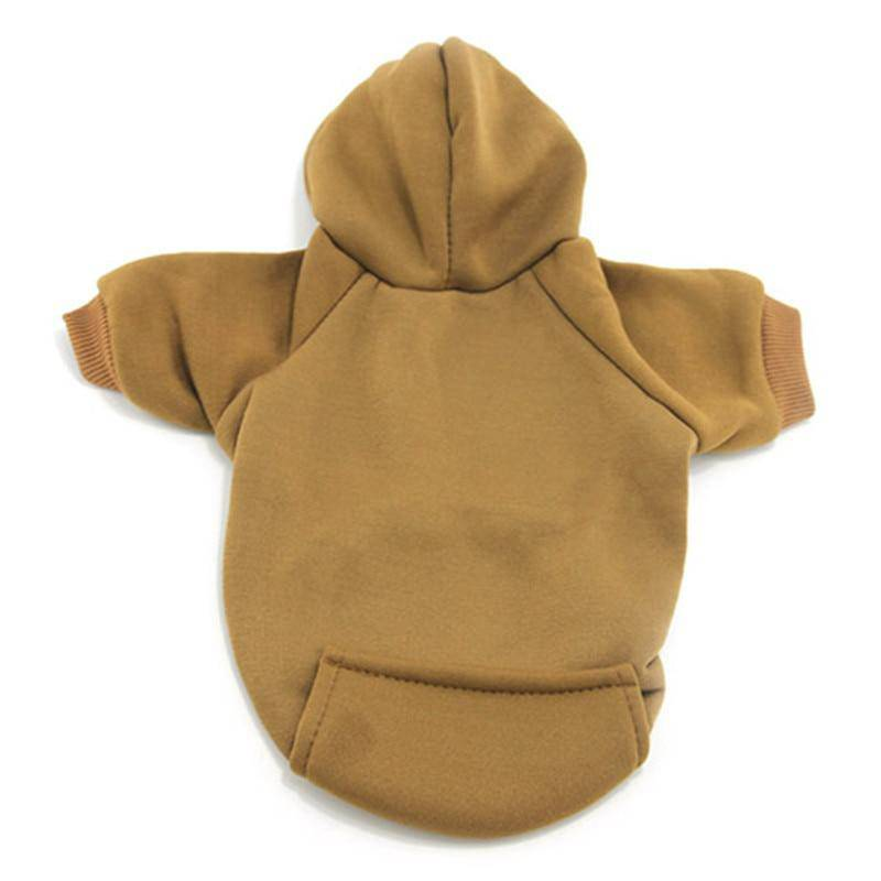 Pop Culture Character Dog Hoodies & Plain Solid Color Dog Hoodies (XS-XXL) - Thorito's Closet