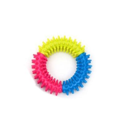 Rubber Circle Teething Chew Training Toy Ring for Pets Dogs Cats - Thorito's Closet