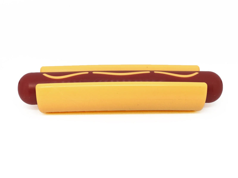 Hot Dog Ultra Durable Nylon Dog Chew Toy for Aggressive Chewers - Thorito's Closet