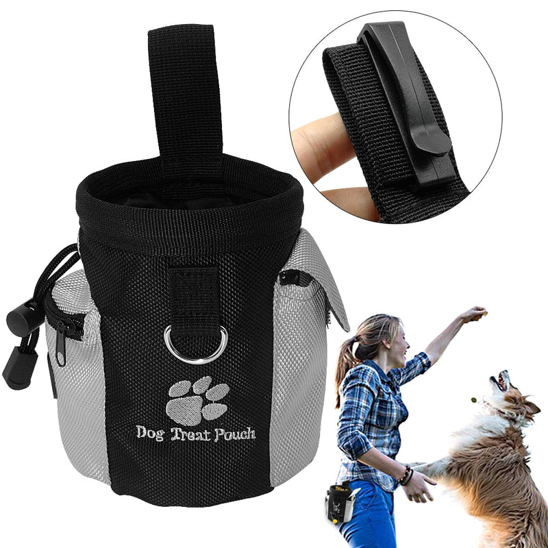 Waterproof Dog Treat Training Pouch Obedience - Thorito's Closet
