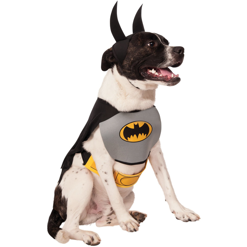 Classic Batman Pet Costume - Thorito's Closet