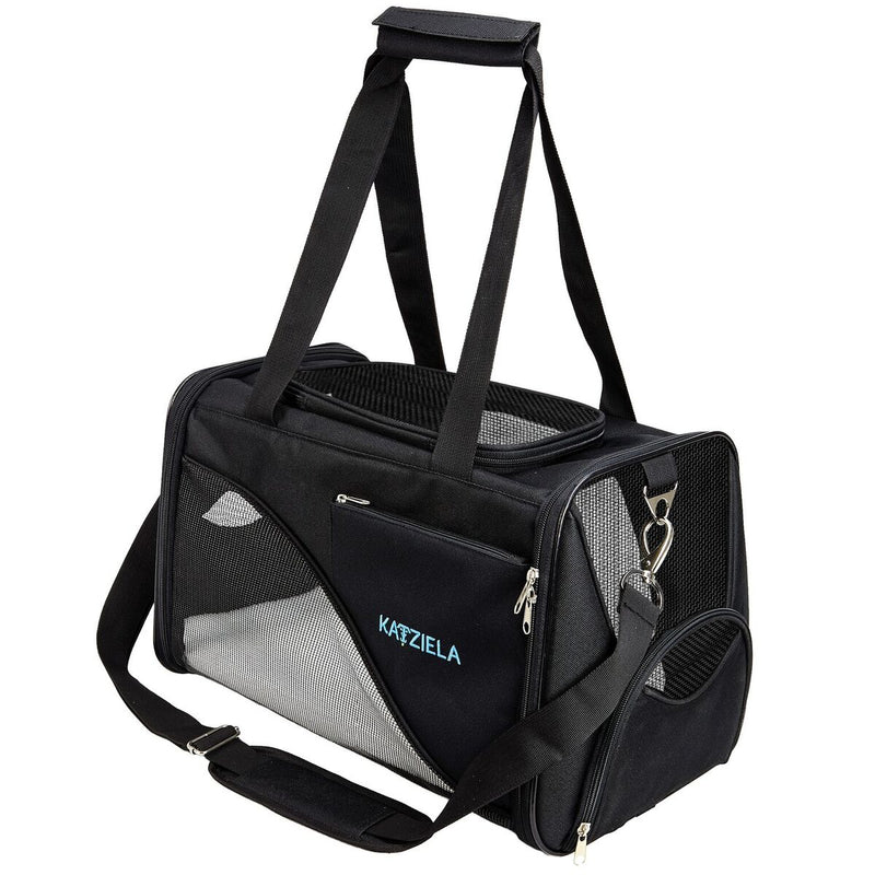 Katziela Soft Sided Pet Carrier - Thorito's Closet