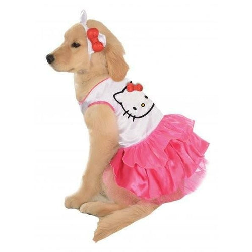 Hello Kitty Dress Pet Costume - Thorito's Closet