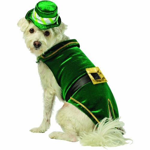 Leprechaun Pet Costume - Thorito's Closet