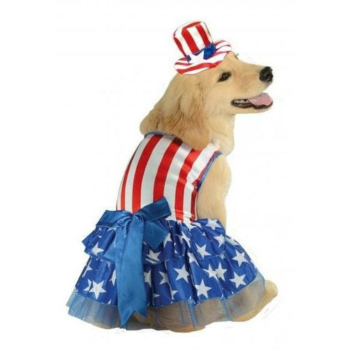 Patriotic Pooch Pet Costume - Thorito's Closet
