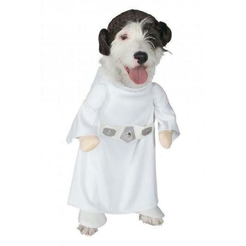 Princess Leia Star Wars Walking Pet Costume