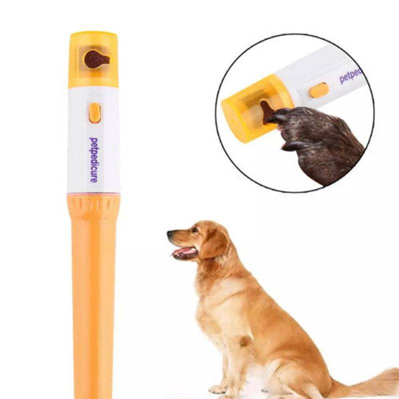 Electric Pet Nail Clipper Pet Claw Polisher For Grooming Dogs Cats Pets - Thorito's Closet