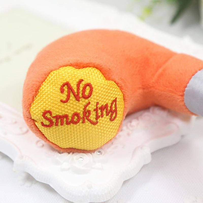 Plush Pipe Squeak Chew Toy For Dogs Cats Pets - Thorito's Closet