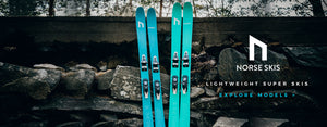 Norse skis are lightweight skis for all skill levels. Ski sales in the United States, shop online today.