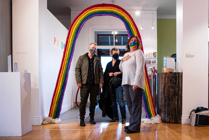 Why Did Salmon Arm Arts Centre Create the Pride Project?