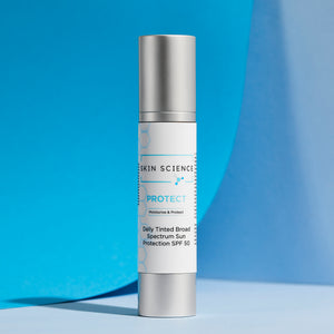 Daily Tinted Broad Spectrum Sun Protection SPF 50 - Skin Science UK