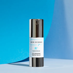 R+ 1% Liposomal Retinol Serum - Skin Science UK