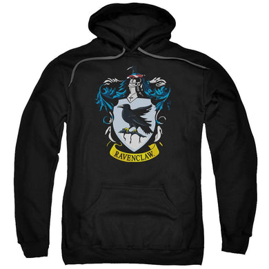 Harry Potter - Ravenclaw Crest Adult Pull Over Hoodie