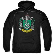 Load image into Gallery viewer, Harry Potter - Slytherin Crest Adult Pull Over Hoodie