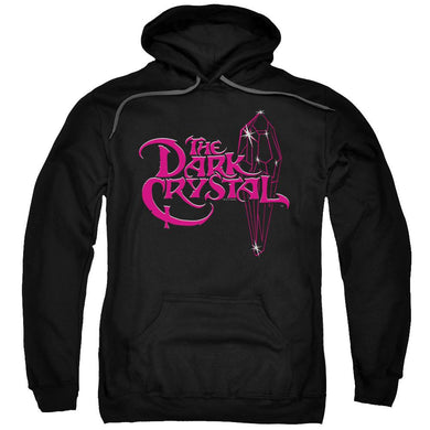 Dark Crystal - Bright Logo Adult Pull Over Hoodie Adult Pull Over Hoodie ApparelPop!