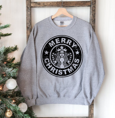 Merry Christmas Sweatshirt Sweaters & Hoodies Agate