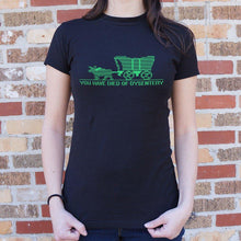 Load image into Gallery viewer, You Have Died of Dysentery T-Shirt (Ladies) Ladies T-Shirt US Drop Ship