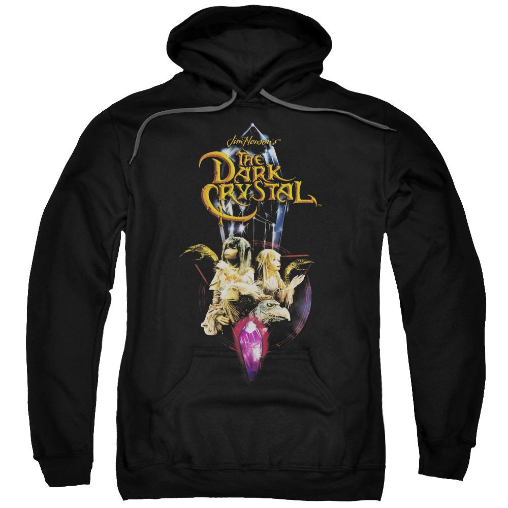 Dark Crystal - Crystal Quest Adult Pull Over Hoodie Adult Pull Over Hoodie ApparelPop!