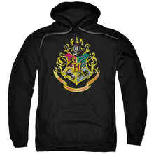 Load image into Gallery viewer, Harry Potter - Hogwarts Crest Adult Pull Over Hoodie