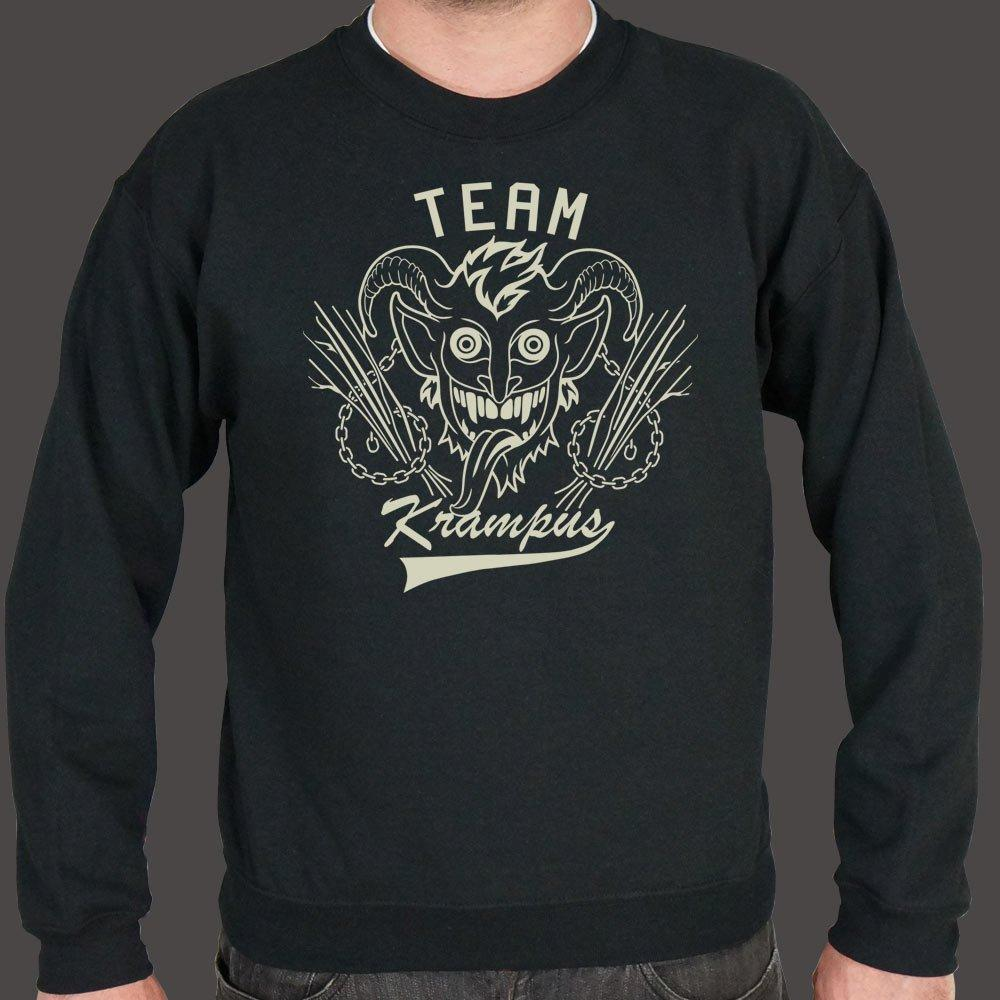 Team Krampus Sweater (Mens) Sweatshirt US Drop Ship